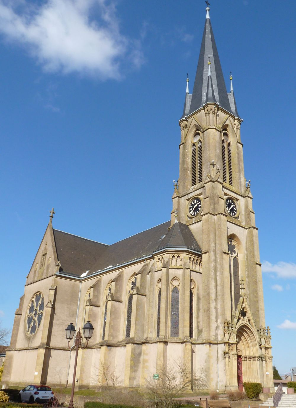 eglise St willibrord